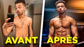 MA TRANSFORMATION PHYSIQUE INCROYABLE MD quality image