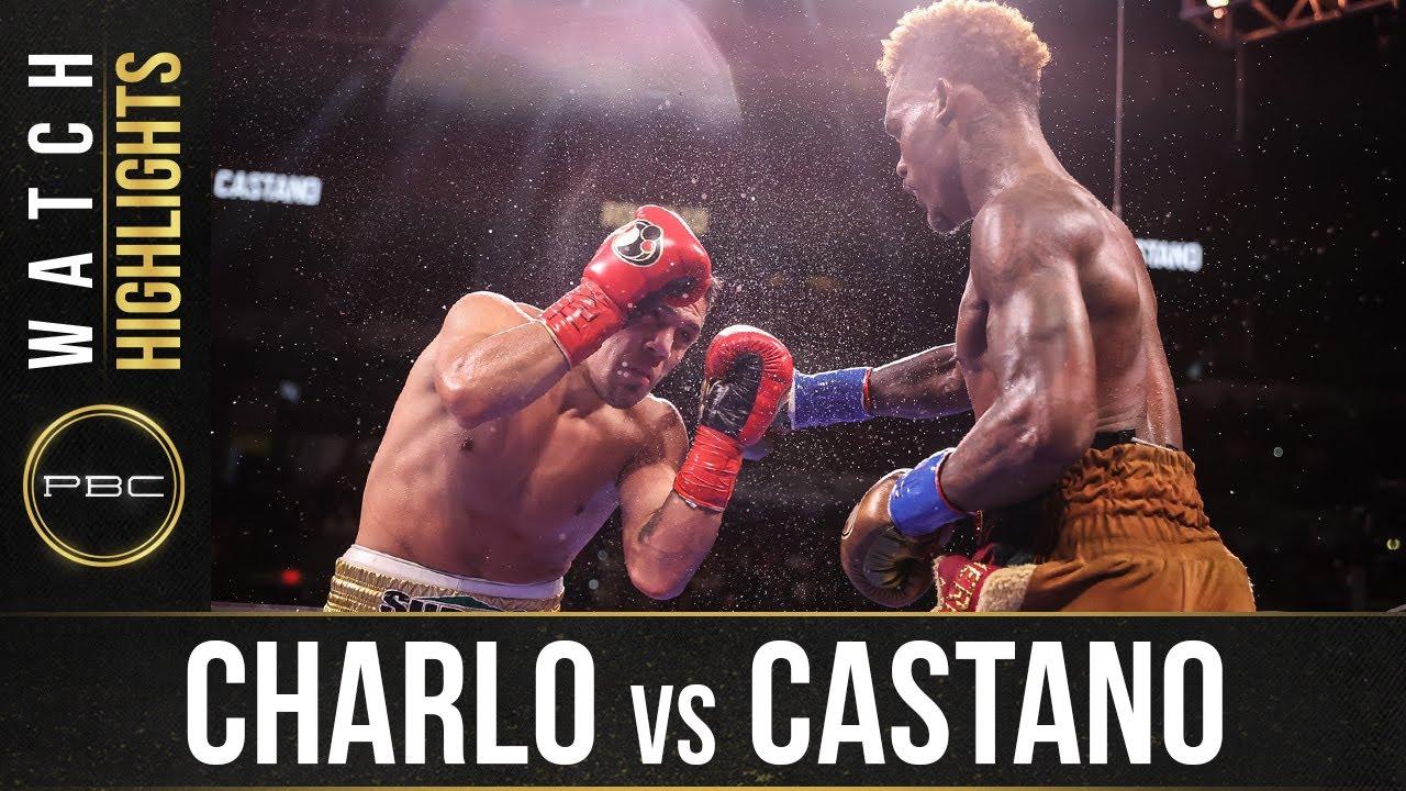Charlo vs Castano HIGHLIGHTS: July 17, 2021 PBC on SHOWTIME HD quality image