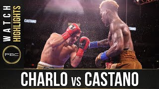 Charlo vs Castano HIGHLIGHTS: July 17, 2021 PBC on SHOWTIME MD quality image