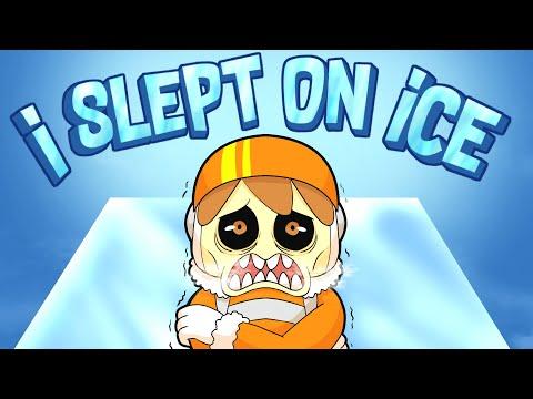 I SLEPT ON ICE MQ quality image