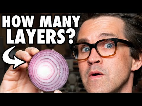 How Many Layers Do Onions Actually Have? (Test) MQ quality image