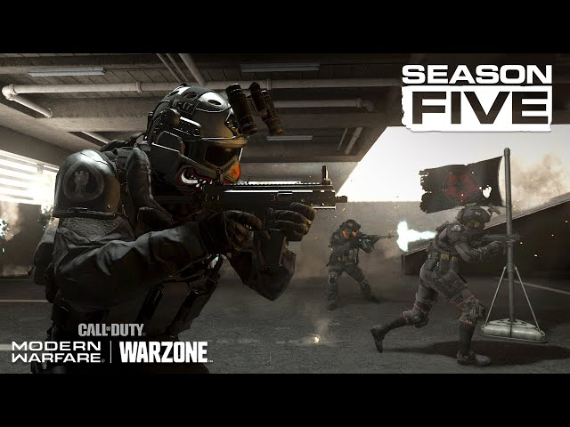 Call of Duty: Modern Warfare & Warzone - Shadow Company Trailer HQ quality image