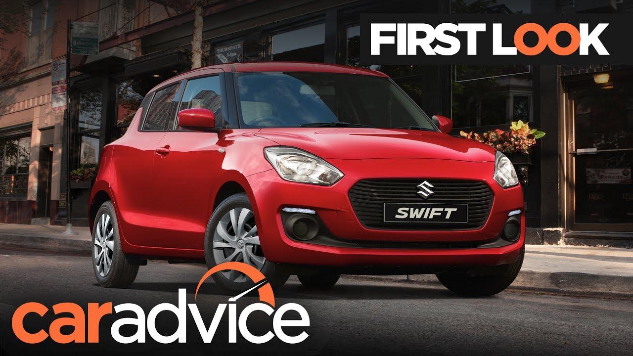 2017 Suzuki Swift review CarAdvice HD quality image