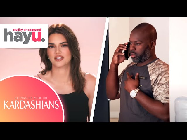 Kendall & Corey Drama Interrupts Couples Tango Season 19 Keeping Up With The Kardashians HQ quality image