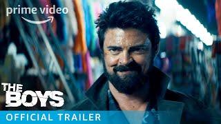 The Boys Season 2 - Official Trailer   Amazon Prime Video Screenshot
