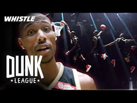 LONGEST Distance Dunk Contest EVER $50,000 Dunk Competition MQ quality image