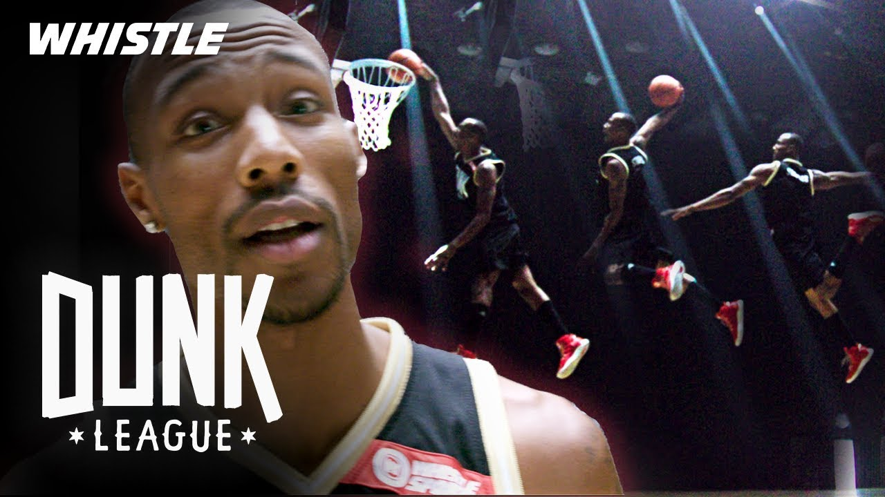 LONGEST Distance Dunk Contest EVER $50,000 Dunk Competition HD quality image