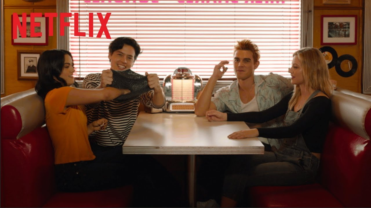Impressions from Jugheads hat Riverdale Netflix HD quality image
