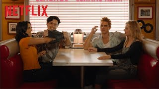 Impressions from Jugheads hat Riverdale Netflix MD quality image