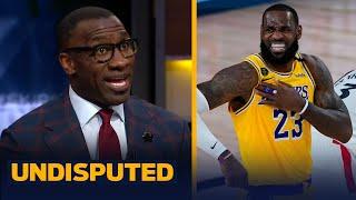 Skip & Shannon react to LeBron & the Lakers' loss to Toronto Raptors   NBA   UNDISPUTED Screenshot