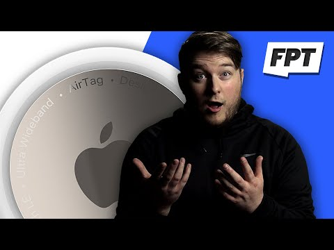 Apple AirTags - Here you go! First look! Design, features and more! (EXCLUSIVE LEAKS!) MQ quality image