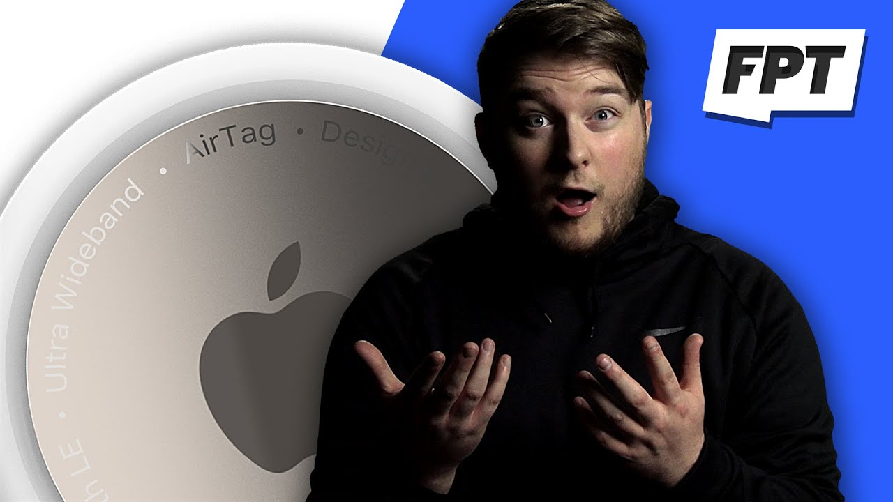 Apple AirTags - Here you go! First look! Design, features and more! (EXCLUSIVE LEAKS!) HD quality image