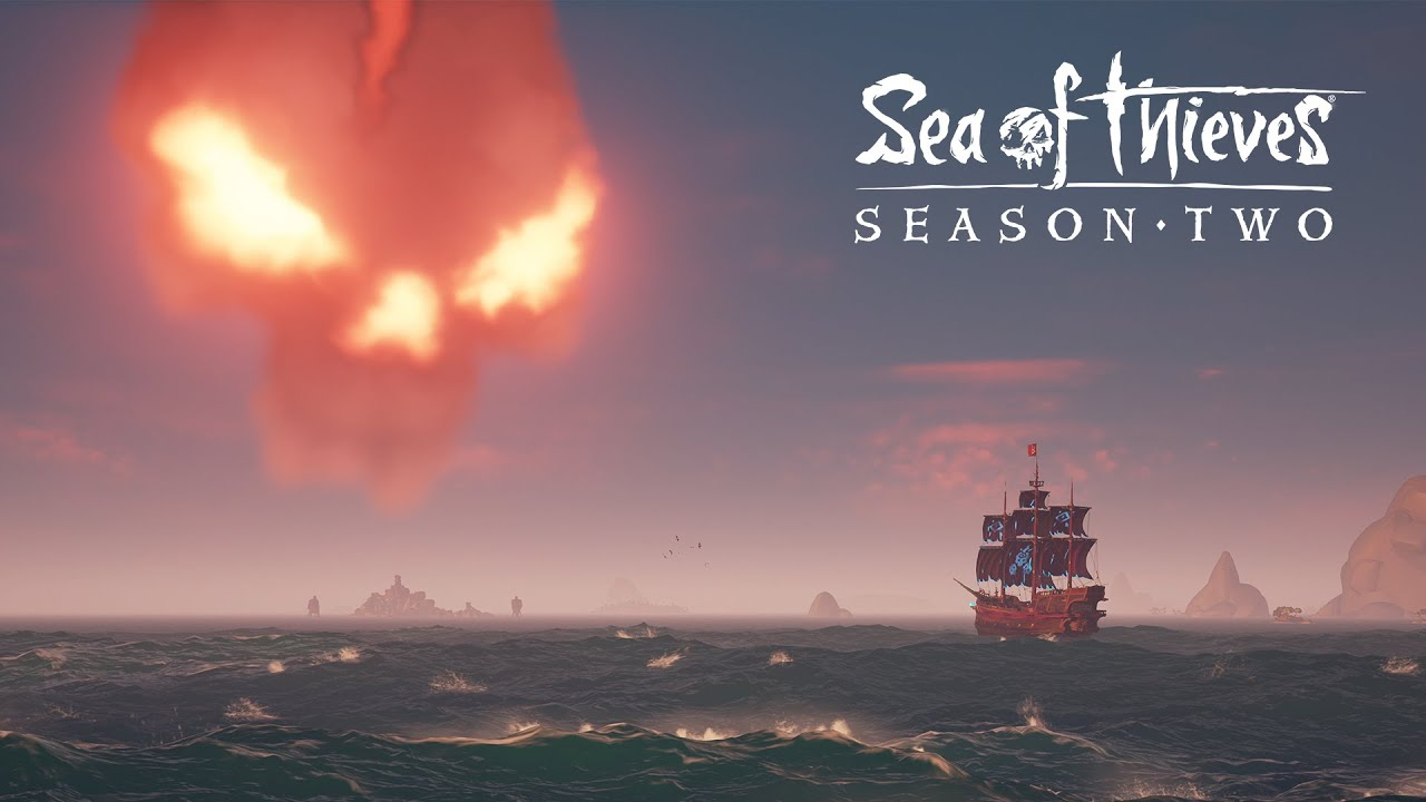 Sea of Thieves Season Two Approaches... HD quality image