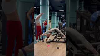 Bugworkout Gym Training #shorts Screenshot