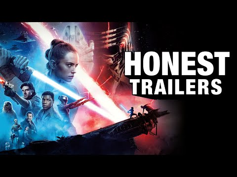 Honest Trailers Star Wars: The Rise of Skywalker MQ quality image