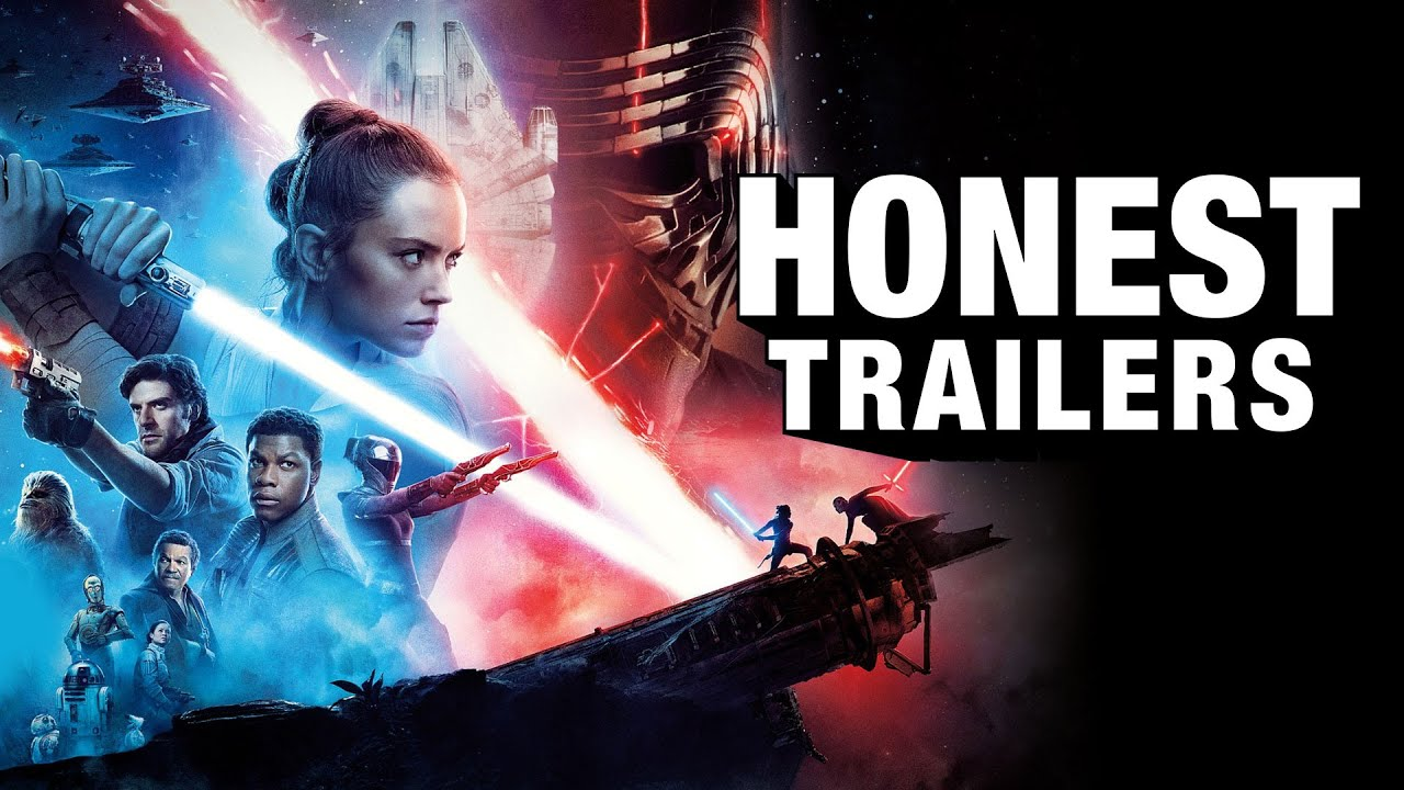 Honest Trailers Star Wars: The Rise of Skywalker HD quality image