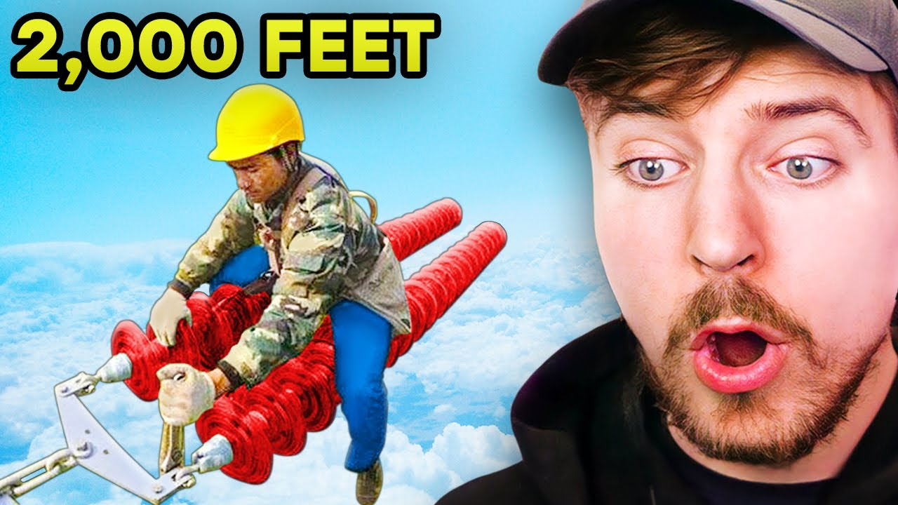 World's Most Dangerous Jobs! HD quality image