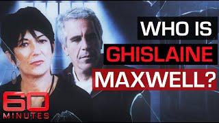Inside the wicked saga of Jeffrey Epstein: the arrest of Ghislaine Maxwell | 60 Minutes Australia Screenshot