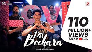 Dil Bechara – Title Track | Sushant Singh Rajput | Sanjana Sanghi | A.R. Rahman | Mukesh Chhabra Screenshot