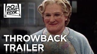 Mrs. Doubtfire   #TBT Trailer   20th Century FOX