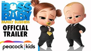 THE BOSS BABY: FAMILY BUSINESS | Official Trailer