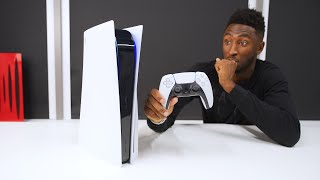 PlayStation 5 Unboxing & Accessories! Screenshot