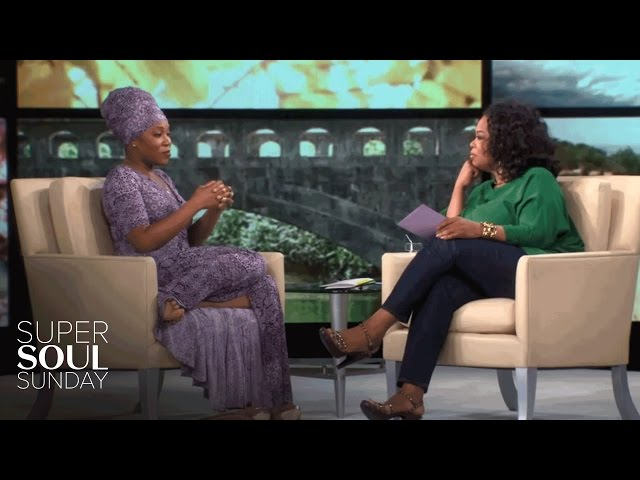 India.Arie and Oprah Go Soul to Soul SuperSoul Sunday Oprah Winfrey Network HQ quality image