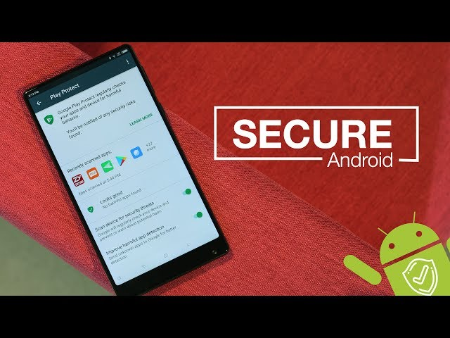 How to Secure Your Android Device HQ quality image