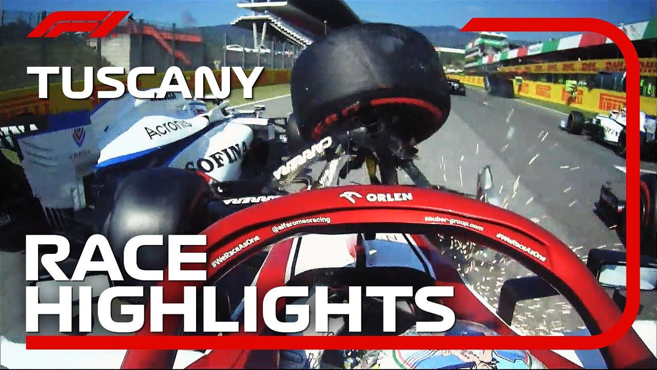 2020 Tuscan Grand Prix: Race Highlights HD quality image