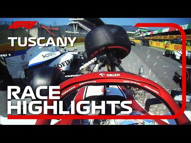 2020 Tuscan Grand Prix: Race Highlights HQ quality image