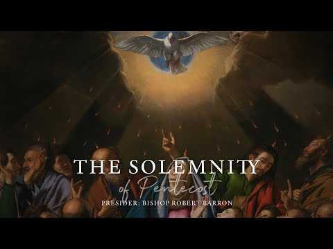 Pentecost Sunday Mass with Word on Fire (5/31/2020) MQ quality image