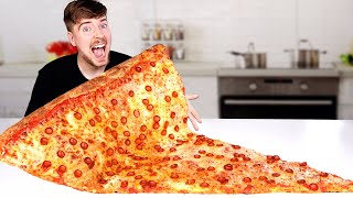 I Ate The World's Largest Slice Of Pizza Screenshot