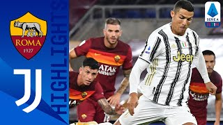 Roma 2-2 Juventus | Ronaldo's Brace Rescues a Point for Juventus! | Serie A TIM Screenshot