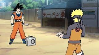 Goku vs. Naruto Rap Battle! MD quality image