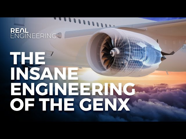 The Insane Engineering of the GEnX HQ quality image