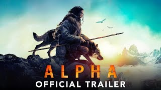 ALPHA - Official Trailer #2 (HD) MD quality image
