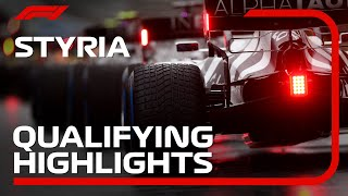 2020 Styrian Grand Prix: Qualifying Highlights Screenshot