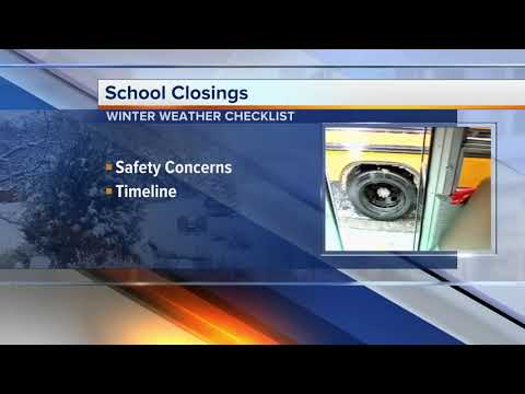 Winter weather: How schools make the snow day call MQ quality image