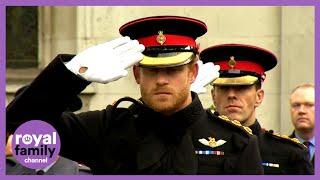 Prince Harry Preparing to Return to UK for Duke of Edinburgh's Funeral Screenshot