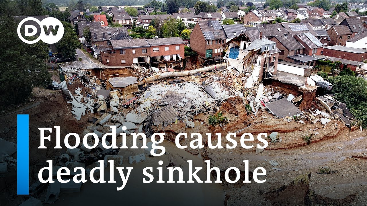 Flooding in Europe kills at least 150 with hundreds still missing DW News HD quality image
