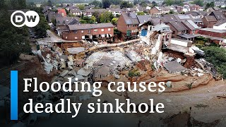 Flooding in Europe kills at least 150 with hundreds still missing DW News MD quality image