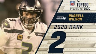 #2: Russell Wilson (QB, Seahawks) Top 100 NFL Players of 2020 MD quality image