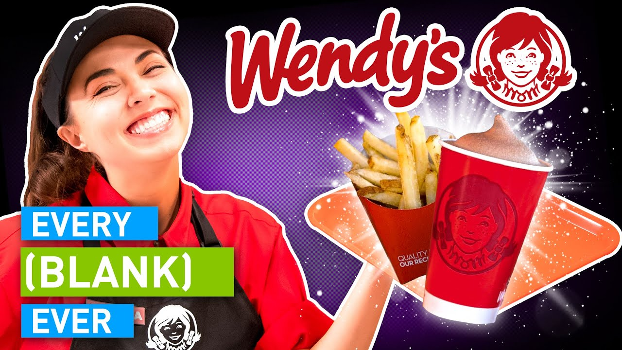 Every Wendy's Ever HD quality image