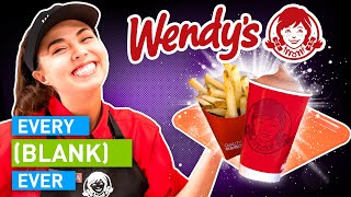 Every Wendy's Ever MD quality image
