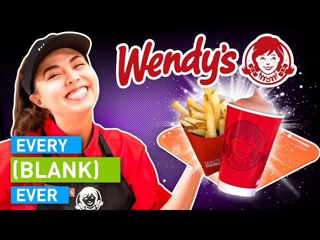 Every Wendy's Ever HQ quality image