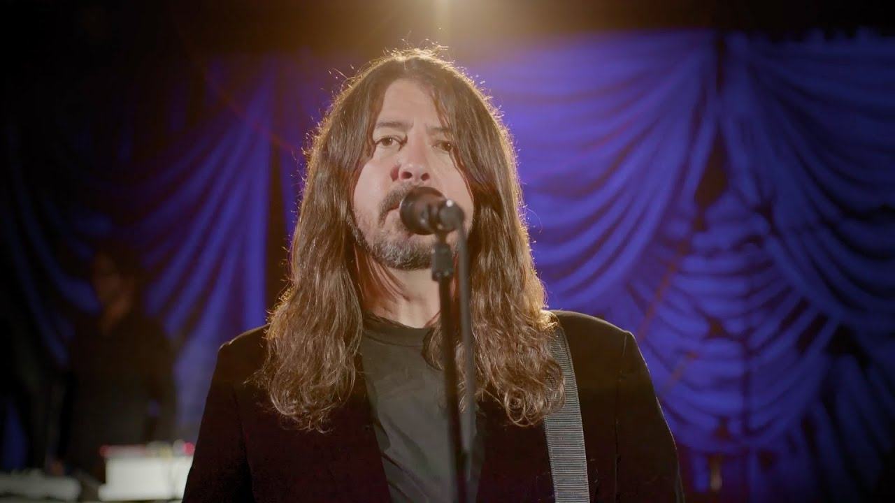 Foo Fighters - Times Like These (Celebrating America) HD quality image