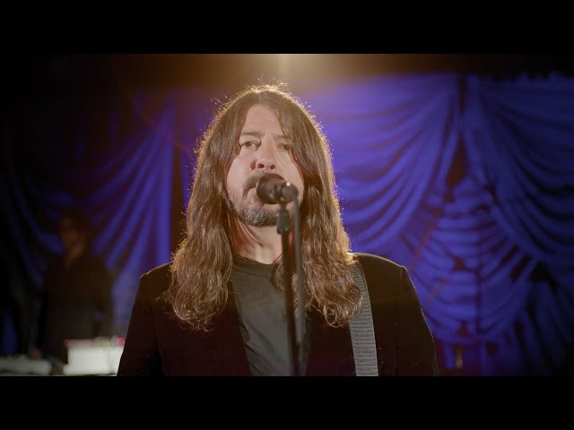 Foo Fighters - Times Like These (Celebrating America) HQ quality image