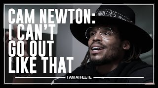 Cam Newton: I Can't Go Out Like That I AM ATHLETE with Brandon Marshall, Chad Johnson & More MD quality image