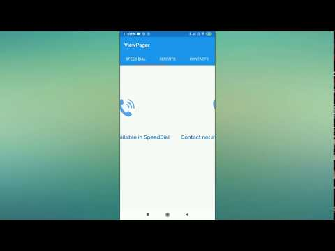 Android ViewPager Tutorial MQ quality image