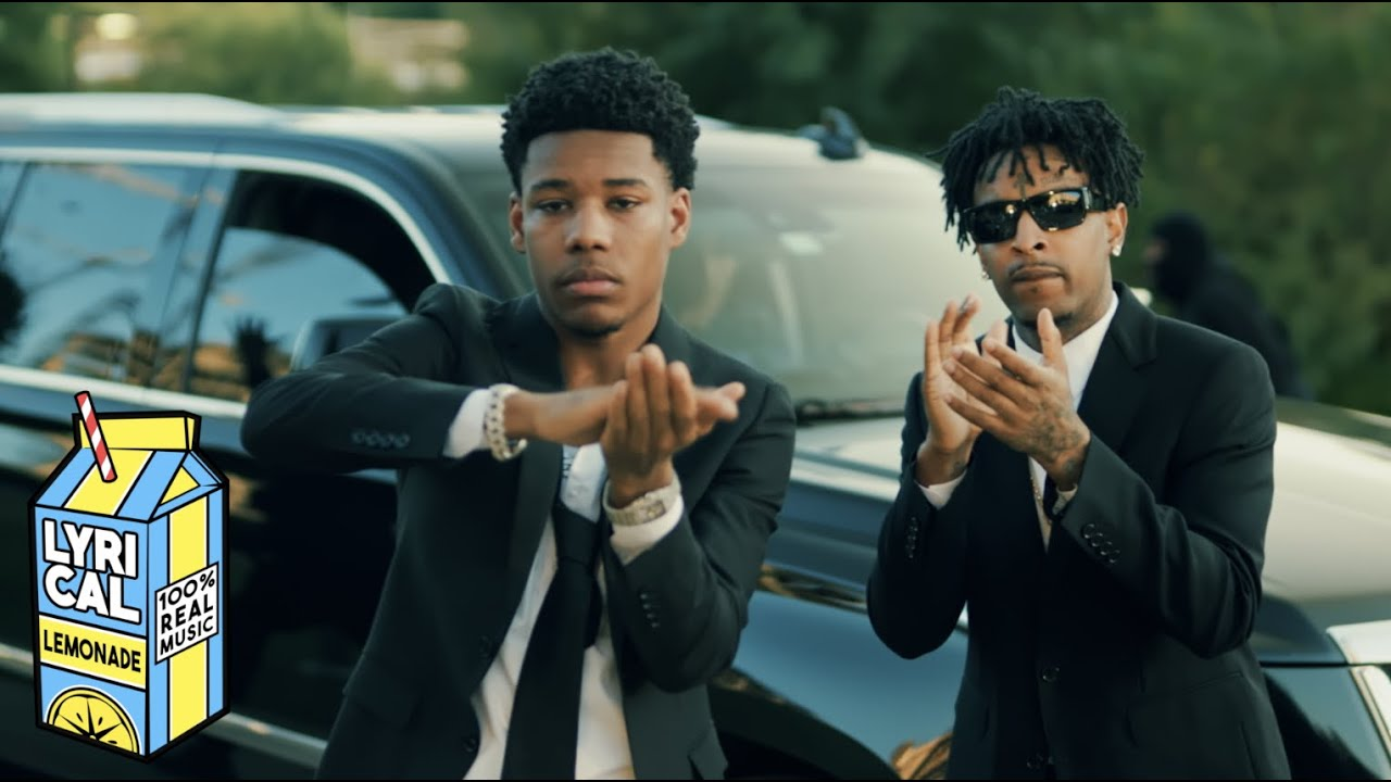 Nardo Wick - Who Want Smoke?? ft. Lil Durk, 21 Savage & G Herbo (Directed by Cole Bennett) HD quality image
